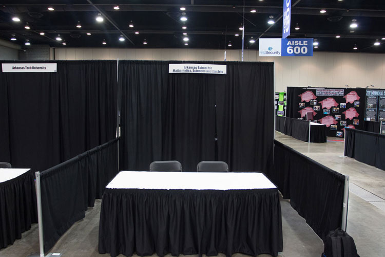 Annual Vendor Booth (2021 calendar year)